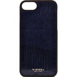 Vianel Women's iPhone 7 Case - Navy found on Bargain Bro India from Saks Fifth Avenue for $100.00