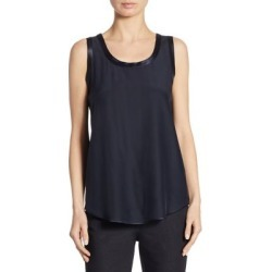 Reversible Perla Silk Blouse found on Bargain Bro India from Lord & Taylor for $298.00