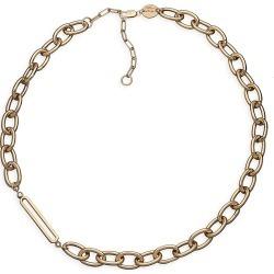 Jennifer Zeuner Jewelry Women's Georgina 14K Goldplated & Diamond Necklace found on Bargain Bro from Saks Fifth Avenue for USD $180.88