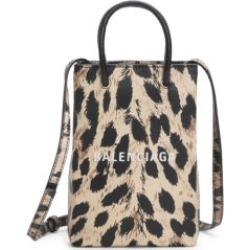 Leopard-Print Leather Phone Case found on Bargain Bro Philippines from Saks Fifth Avenue Canada for $875.97
