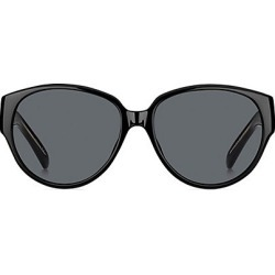 Givenchy Women's GV 7122 Round Sunglasses - Black found on MODAPINS from Saks Fifth Avenue for USD $365.00