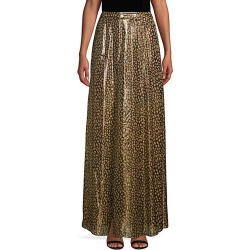 Snakeskin-Print Silk-Blend Midi Skirt found on Bargain Bro India from Saks Fifth Avenue OFF 5TH for $229.99