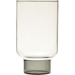 Hudson Wilder Aita Smoke Base Tall Glass found on Bargain Bro India from Saks Fifth Avenue for $18.00
