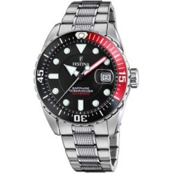 Stainless Steel Automatic Divers Watch