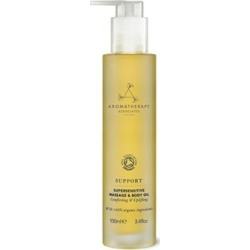 Support Supersensitive Massage & Body Oil