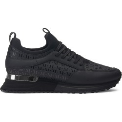 Mallet Men's Men's Archway 2.0 Monogram Sneakers - Black - Size 11 found on MODAPINS from Saks Fifth Avenue for USD $250.00