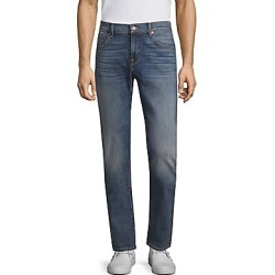 7 For All Mankind Men's The Straight Faded Jeans - Gaston - Size 33 found on MODAPINS from LinkShare USA for USD $119.40