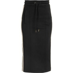 Palm Angels Women's Pencil Track Skirt - Black - Size XS found on MODAPINS from Saks Fifth Avenue for USD $256.50