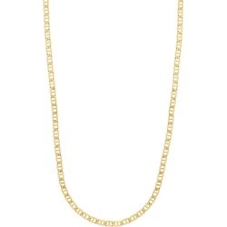 14K Yellow Gold Mariner Chain Necklace/4.4MM found on Bargain Bro Philippines from Saks Fifth Avenue OFF 5TH for $2432.50