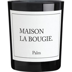 Palm Glass Candle found on Bargain Bro UK from Saks Fifth Avenue UK