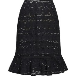 Ingrid Eyelet Mermaid Skirt found on Bargain Bro from Saks Fifth Avenue Canada for USD $472.83