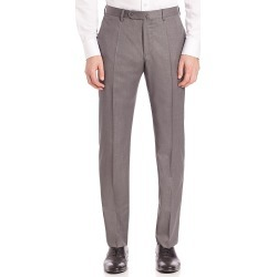 Incotex Men's Four Season Trousers - Light Grey - Size 38 found on MODAPINS from Saks Fifth Avenue for USD $104.39