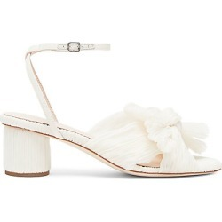 Loeffler Randall Women's Dahlia Knotted Sandals - Pearl - Size 7 found on MODAPINS from Saks Fifth Avenue for USD $350.00