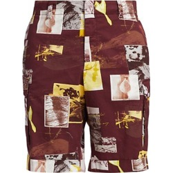 Printed Cargo Shorts found on MODAPINS from Saks Fifth Avenue AU for USD $470.42