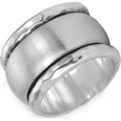 Serenity Honor 925 Sterling Silver Band Ring