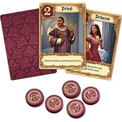 Man Games - Love Letter Game found on GamingScroll.com from The Bay for $34.00