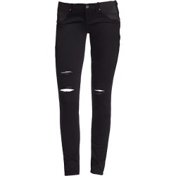 Verdugo Distressed Skinny Maternity Jeans found on MODAPINS from Saks Fifth Avenue for USD $209.00