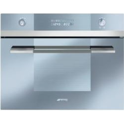 """SCU45VCS1 24"""" Linea Design Built-In Steam Combination Oven 1.3 cu. ft. - Stainless Steel"""