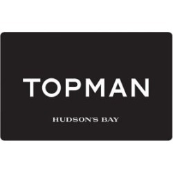 The Topman Gift Card