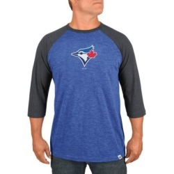 Toronto Blue Jays Grueling Ordeal Raglan Sleeve Tee found on MODAPINS from The Bay for USD $44.99