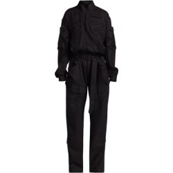 Linen-Blend Belted Jumpsuit found on Bargain Bro India from Saks Fifth Avenue AU for $1608.46