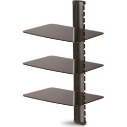 Triple AV Component Shelving Wall Mount found on Bargain Bro India from The Bay for $99.99