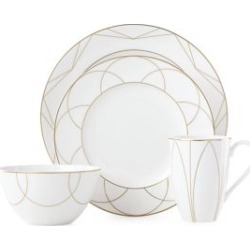 Arch Street 4-Piece Bone China Place Setting found on GamingScroll.com from The Bay for $140.00