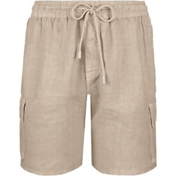 Linen Cargo Shorts found on MODAPINS from Saks Fifth Avenue Canada for USD $261.35
