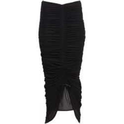 Aren Mesh Ruched Pencil Skirt found on Bargain Bro India from Saks Fifth Avenue AU for $232.56