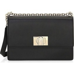 Small Furla 1927 Leather Shoulder Bag found on Bargain Bro from Saks Fifth Avenue AU for USD $384.22