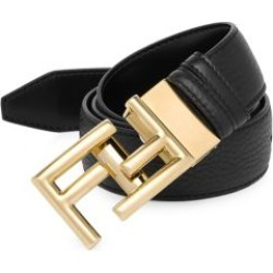 Pebble Leather Belt found on Bargain Bro UK from Saks Fifth Avenue UK