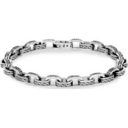 Silver Classic Chain Bracelet found on Bargain Bro India from Saks Fifth Avenue AU for $732.84