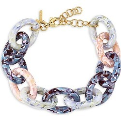 Lele Sadoughi Women's Chain Garland Necklace found on MODAPINS from Saks Fifth Avenue for USD $199.50