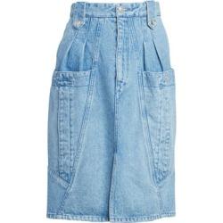 Kalosia Denim Pencil Skirt found on Bargain Bro India from Saks Fifth Avenue AU for $295.95
