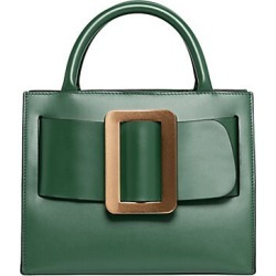 Boyy Women's Small Bobby Leather Tote - Leaf found on MODAPINS from Saks Fifth Avenue for USD $1055.00