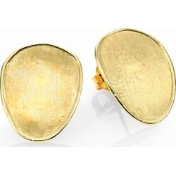 Marco Bicego Women's Lunaria 18K Yellow Gold Small Button Earrings - Gold found on Bargain Bro Philippines from Saks Fifth Avenue for $1080.00