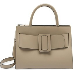 Boyy Women's Bobby Leather Tote - Ecru found on MODAPINS from Saks Fifth Avenue for USD $1335.00