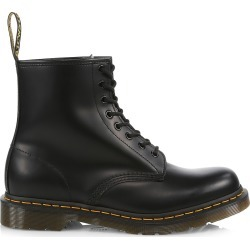Dr. Martens Men's 1460 Unisex 8 Eye Smooth Leather Boots - Black - Size 9 UK (10 US) found on MODAPINS from Saks Fifth Avenue for USD $150.00