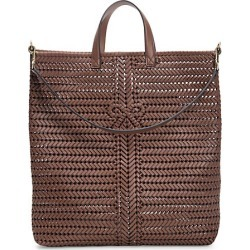 Anya Hindmarch Women's Neeson Woven Leather Tote - Cedar found on MODAPINS from Saks Fifth Avenue for USD $1495.00