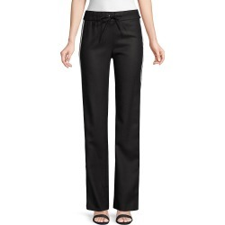 Maggie Marilyn Women's Make Your Move Track Pants - Black - Size 10 UK (6 US) found on MODAPINS from Saks Fifth Avenue OFF 5TH for USD $94.99