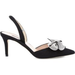 Bliss Bow Slingback Pumps found on MODAPINS from Saks Fifth Avenue Canada for USD $192.00
