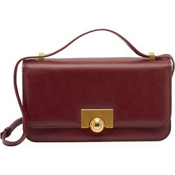 Bottega Veneta Women's Ronde Leather Shoulder Bag - Bordeaux found on MODAPINS from Saks Fifth Avenue for USD $2300.00