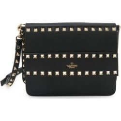 Valentino Garavani Small Rockstud Leather Shoulder Bag found on Bargain Bro from Saks Fifth Avenue UK for £1158