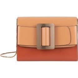 Boyy Women's Buckle Leather Crossbody Bag - Ginger Chai found on MODAPINS from Saks Fifth Avenue for USD $409.50