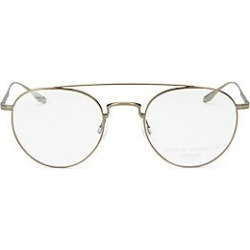 Barton Perreira Men's Vashon Antiqued Gold 52MM Optical Glasses found on MODAPINS from LinkShare USA for USD $455.00