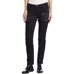 Alchemist Women's Turner Chap Jeans - Black - Size 26 (2-4) found on MODAPINS from Saks Fifth Avenue for USD $716.00