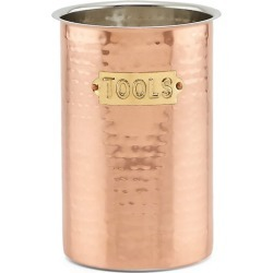 Hammered Decor Tool Caddy found on Bargain Bro India from Saks Fifth Avenue OFF 5TH for $30.99