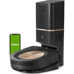 Aspirateur robot Roomba s9+ avec connexion Wi-Fi et élimination automatique de la saleté - S955020