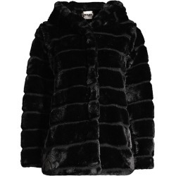Goldie Hooded Faux Fur Jacket found on MODAPINS from Saks Fifth Avenue Canada for USD $241.47