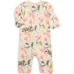 Baby Girl's Floral-Print Knit One-Piece found on Bargain Bro UK from Saks Fifth Avenue UK